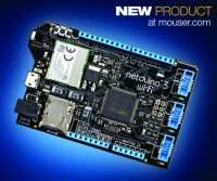 Netduino 3 open-source platform from Mouser Electronics features Wi ...