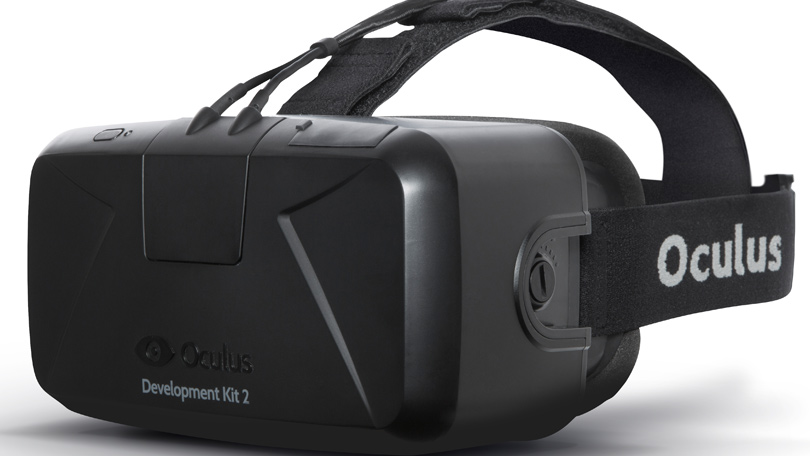 Occulus Rift headset