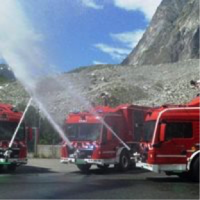 FIRE-FIGHTING AND RESCUE VEHICLES