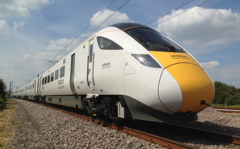 The factory will be used to produce new class 800 InterCity Express (IEP)
