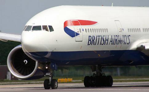 BA Boeing 777-200