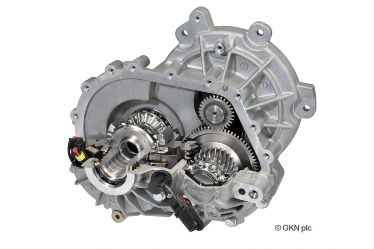 GKN unveils new electric powertrain systems | The Engineer ...
