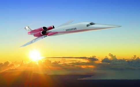 Marvelous Aerion Supersonic