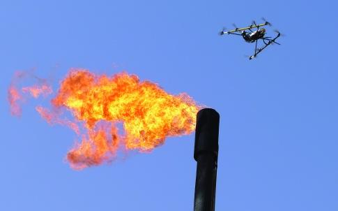 drone & flare