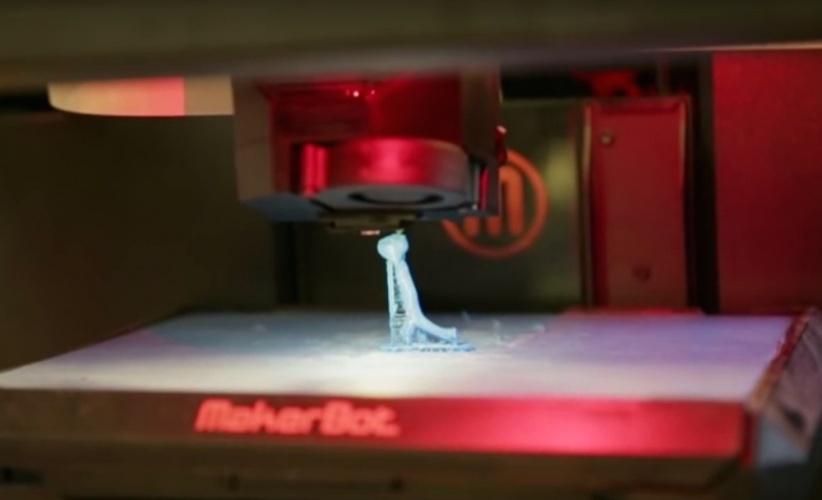 3D printed trachea