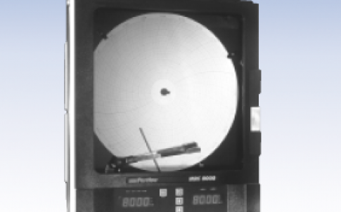 MRC 8000 12in Diameter Recording for Larger Recording Areas