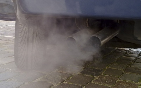 diesel air pollution