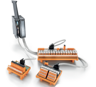Interfaces and Pre-assembled cables for Siemens S7-1500