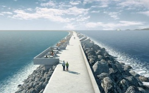 As well as the obvious benefits of electricity and jobs, Tidal Lagoon Power is keen to position the plant as a public amenity, with the breakwall providing 9.5km of running and cycling track