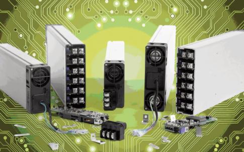 UltiMod modular configurable power supplies