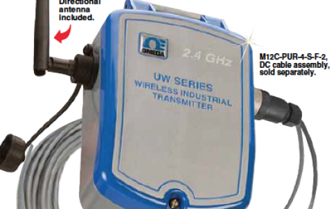 Weather Resistant Wireless Process Transmitter
