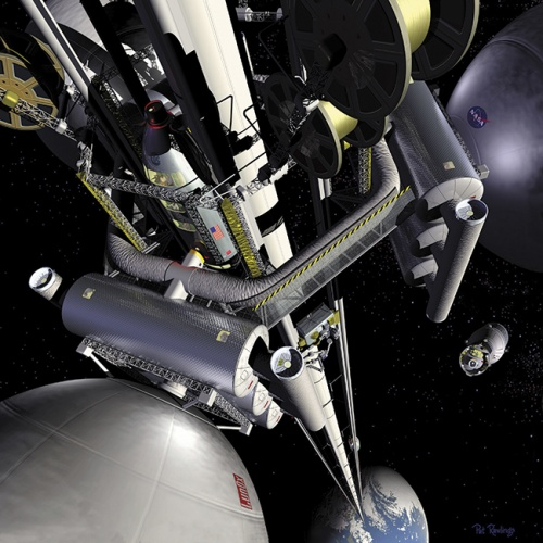 space elevator1