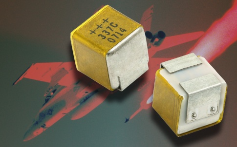 Hi-Rel T25 and T97 Series tantalum capacitors