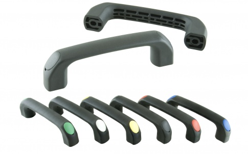 Coloured Bridge Handles