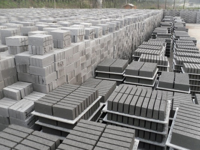 Cement Fly Ash Bricks : Low carbon power fuels sustainable supply of ash the