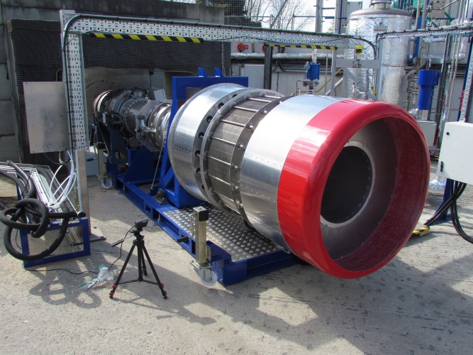 One of the key technical breakthroughs is the development of an innovative heat-exchanger