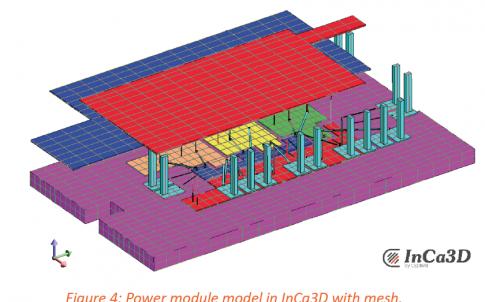 Computing Capacitances Matrix with InCa3D