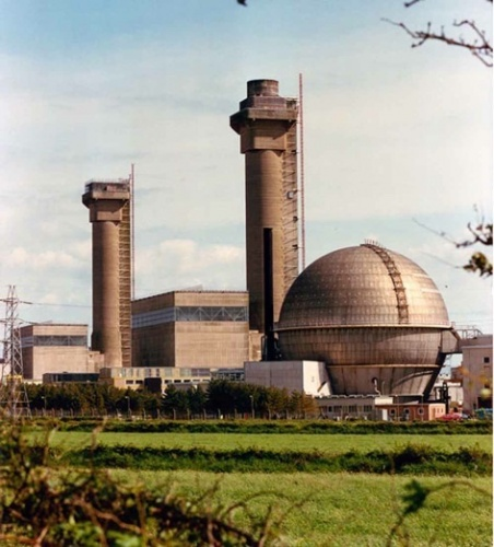 Sellafield is home to the world's largest stockpile of civil plutonium.