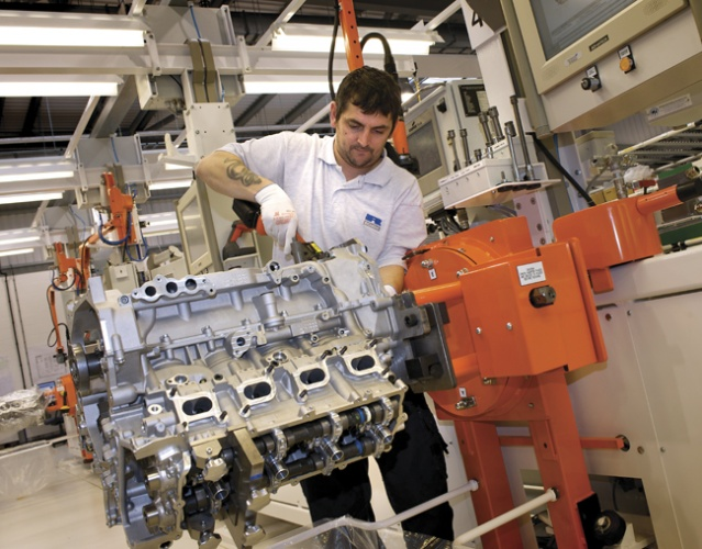 ricardo engine