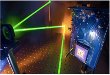 Last year the government committed £270m of investment to quantum technologies.