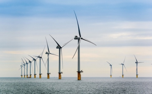 Westermost Rough offshore wind farm