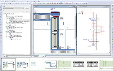 EPLAN Conveyor System