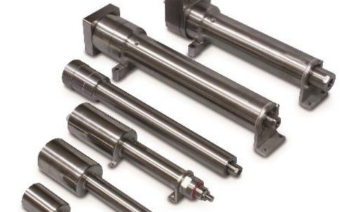 Electric rod linear actuator