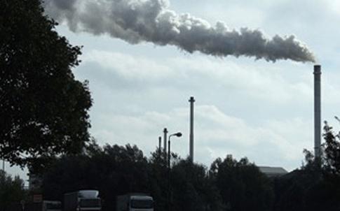 TE chimney CO2