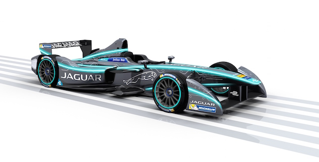 Announcing a return to global motorsport in 2016, Jaguar will enter the third season of the FIA Formula E Championship as a manufacturer and with its own team