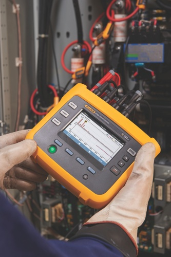 L0920fl - Fluke 1736 Three-Phase Power Logger