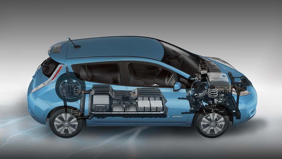 What Kind Of Batteries Are Used In Electric Cars