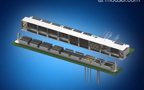 Mouser - TE Connectivity Fortis Zd LRM Connectors
