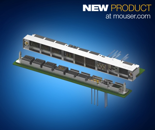 Mouser - TE Connectivity Fortis Zd LRM Connectors