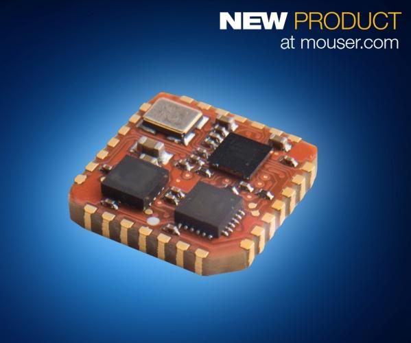 Xsens MTi 1-Series Modules Feature Latest Inertial MEMS Technology