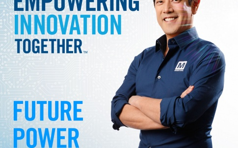 Mouser and Imahara Launch 2016 Power Series for Empowering Innovation Together