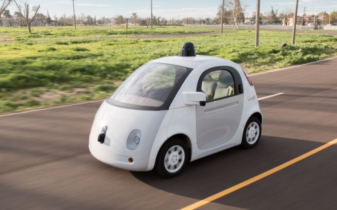 Google's latest experimental self-driving car