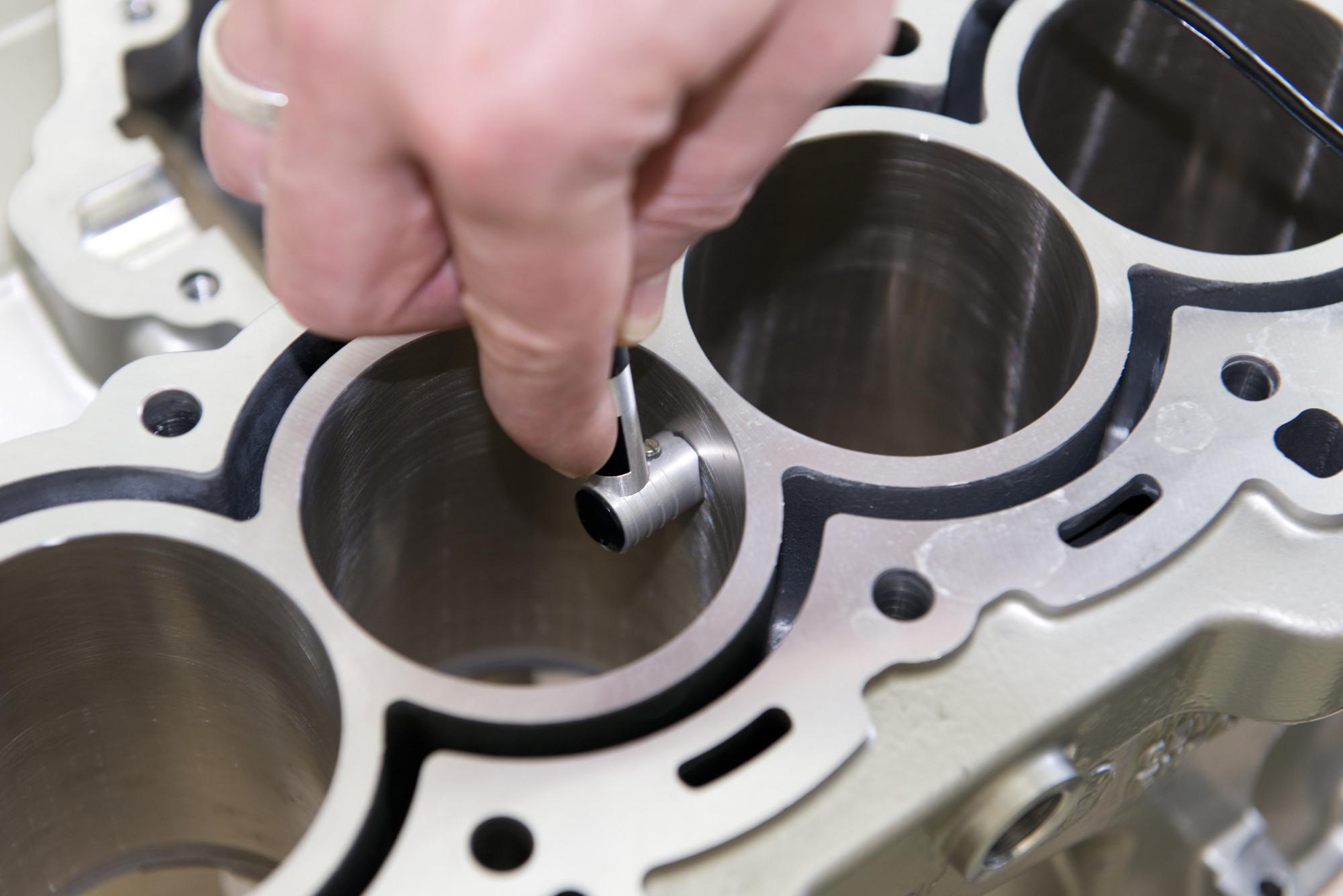 Measuring Nikasil Coatings On Aluminium Automotive
