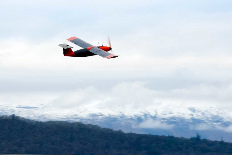 So far the technology has only been tested on UAVs (Credit: Cella Energy)