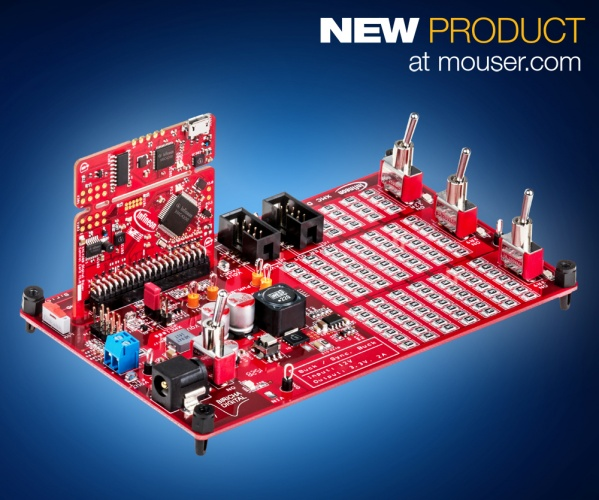 Mouser - Infineon and Wurth Release the XMC Digital Power Explorer Kit