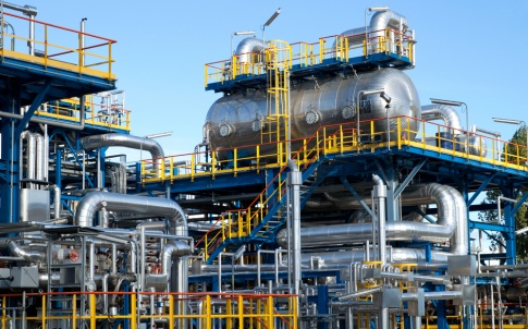 Previius investmewnt has left plenty of oil and gas infrastructure in place