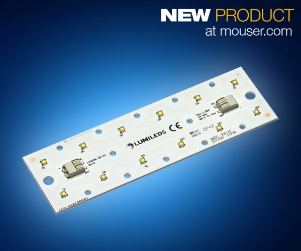 Mouser - Lumileds LUXEON XR-TX High-Efficacy LED Matrix
