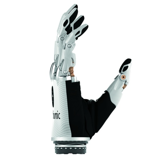 prosthetic hand technologies When the i-limb hand debuted in the united kingdom in july 2007, people caught a glimpse of the future of robotic prosthetics the i-limb applies myoelectric technology, where the prefix myo.