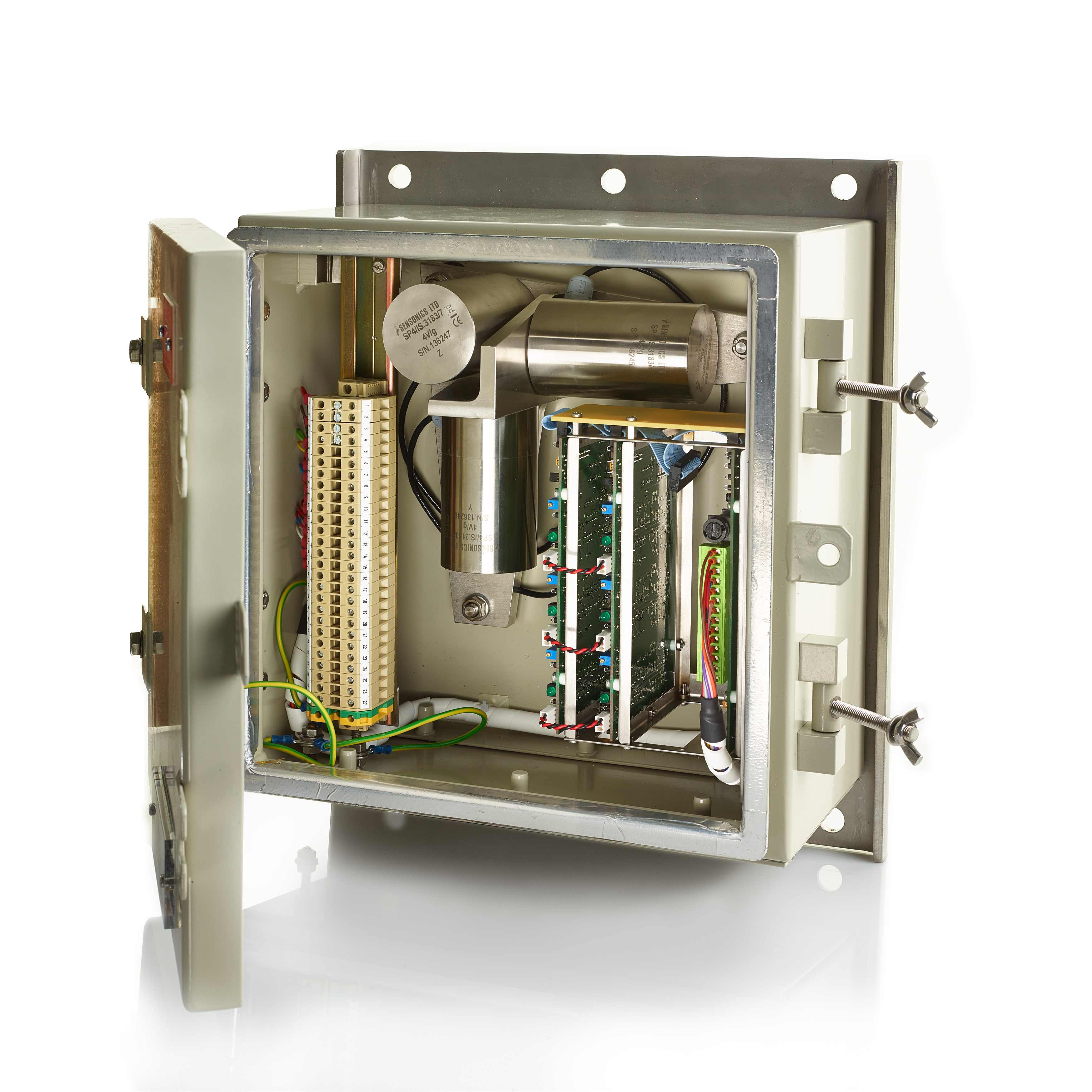Seismic Safety Switch Provides High Integrity Protection