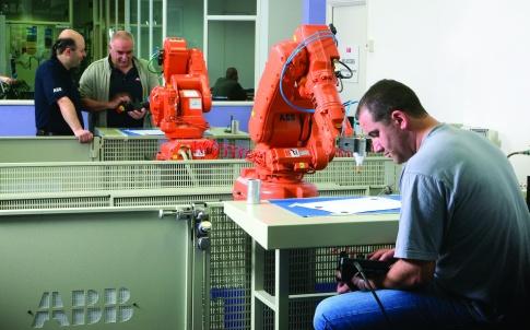 Switch to robots seminar