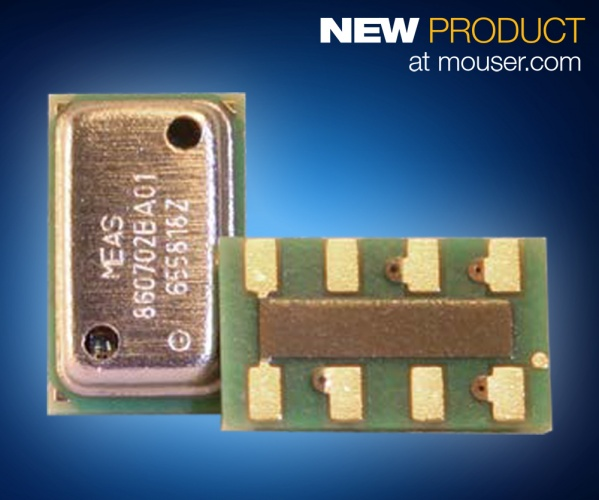 Mouser - TE Connectivity MS8607-02BA01 PHT Sensor