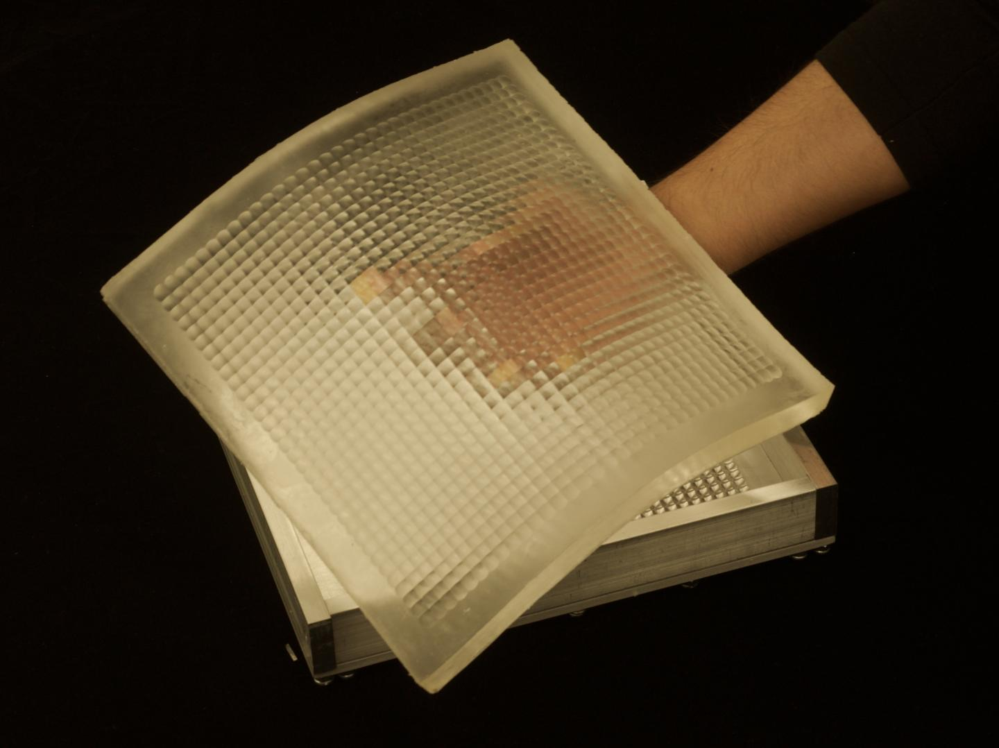 Flexible Sheet Camera Could Wrap Around Objects The