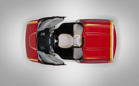 Shell Concept Car_seat configuration