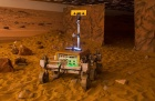 Video of the week: UK-built Mars rover test-driven from ISS