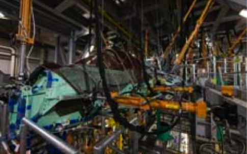 BAE Systems' structural tests on the F35 utilise HBM's equipment to gather data from some 3,800 channels in one of the world's largest structural DAQ systems