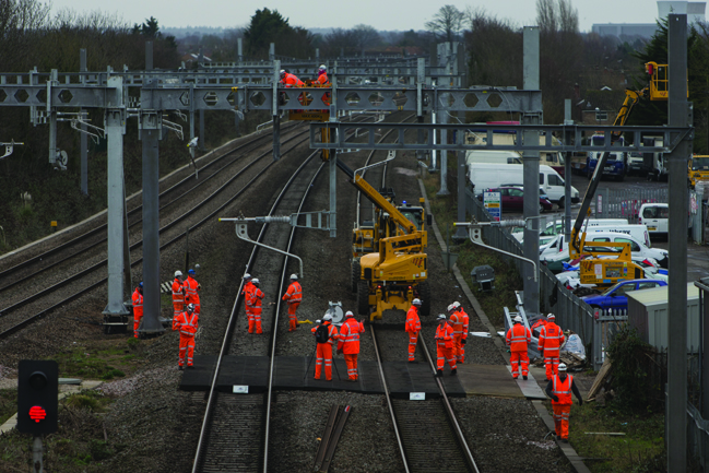 The railway sector now contributes around £70bn a year to the UK economy